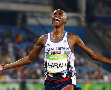 Mo Farah – Britain's Most Decorated Athlete!